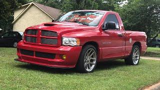 Motorweek 2004 Dodge Ram SRT-10 Review