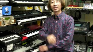 """""""Tarkus/Emerson,Lake&Palmer"""" Playing the Vintage Synthesizers. Perf..."""
