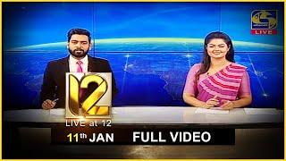 Live at 12 News – 2021.01.11 Thumbnail