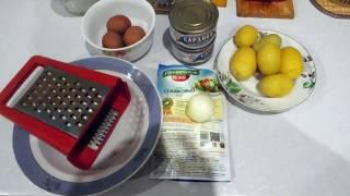 "Салат ""Мимоза"", мой рецепт."