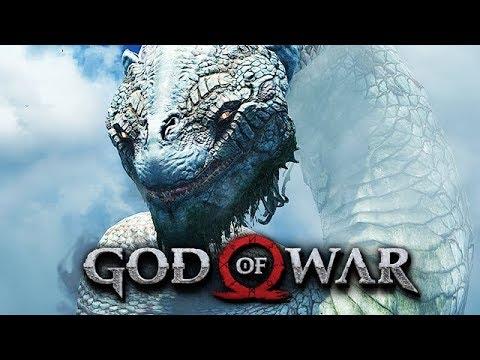 God of War Gameplay German #32 - Die Weltenschlange spricht