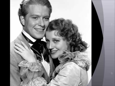 Real Life Lovers Nelson Eddy Jeanette MacDonald ~ Farewell To Dreams