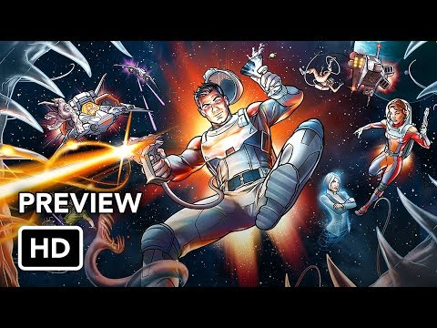 Archer Season 10 First Look Preview (HD) Archer: 1999