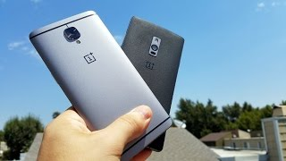 OnePlus 3 vs OnePlus 2: The difference a year makes... | Pocketnow