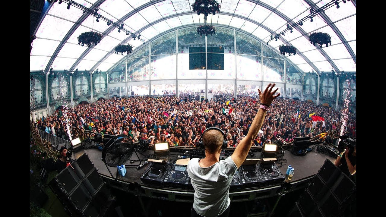 Armin van Buuren - Orangerie | Tomorrowland Winter 2019
