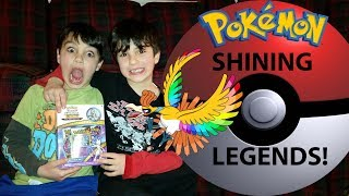 Pokemon Shining Legends Mewtwo Box! LUCKY! Jenna Em