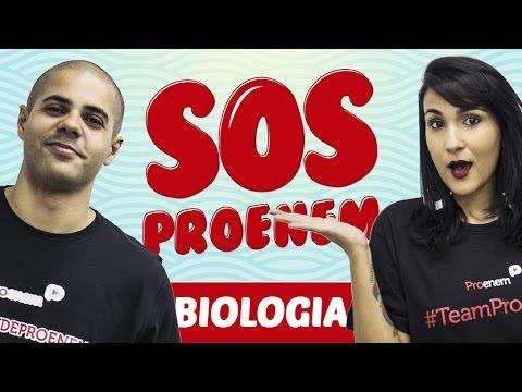 SOS ProENEM - Biotecnologia no Enem - Profs. Adilson Teixeira e Zazá
