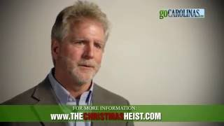 The Christmas Heist interview