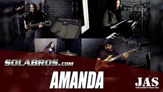 Amanda - Boston (Cover) - SOLABROS.com