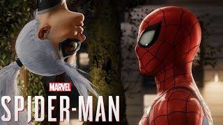 POŚCIG ZA KOTEM - Spiderman: The Heist #4 [PS4]