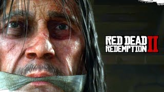 RED DEAD REDEMPTION 2 #39 - O Olhar do Desespero! (Gameplay em Português PT-BR)