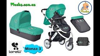 коляска Lorelli Monza 3 обзор