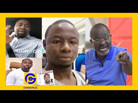 Kennedy Agyapong shows the real Ansu Gyeabour in Kumasi who k!llɛd Ahmed Suale