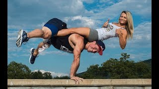 Best Fitness Couple Workout ♥ RelationShip goals ♥