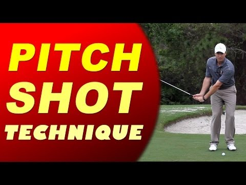 Pitch Shot Technique – Step By Step