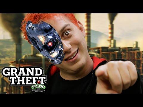 TERMINATOR: RISE OF THE BRONZE (Grand Theft Smosh)