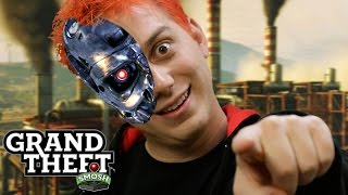 TERMINATOR: RISE OF THE BRONZE (Grand Theft Smosh)