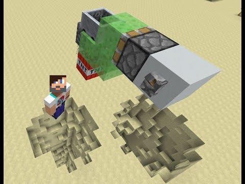 Java Minecraft 1.14.4 TNT Duplicator