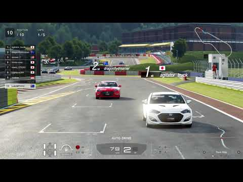 Gran Turismo™SPORT Can be an absolute joke at times