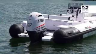[ENG] SELVA D 650 DS - 4K Resolution - The Boat Show