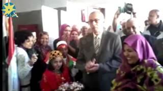 بالفيديو: القنصل السودانى و السكرتير العام لمحافظة أسوان يفتتحا معرض أعياد استقلال السودان