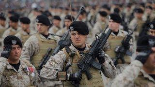 Gran Parada Militar 2013 - Chile, Santia...