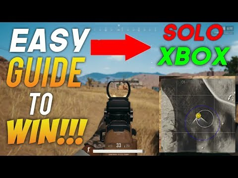 HOW TO WIN IN SOLO(TIPS AND TRICKS)LIVE GAME PLAY [xb1x]