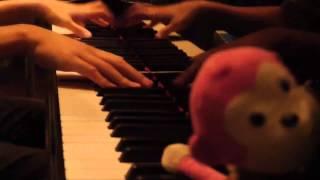 【ピアノ】 「only my railgun」を弾いてみた 【とある科学の超電磁砲】 thumbnail