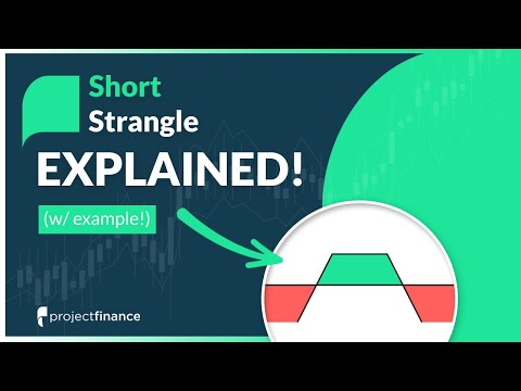 Short Strangle Options Strategy (Guide + Examples)