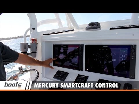 Mercury SmartCraft Control via MFD - boats com