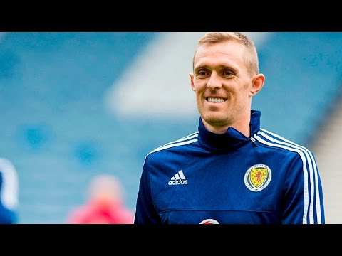 Darren Fletcher reflects on 75 caps for Scotland