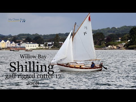 My Classic Boat.  Willow Bay Shilling. 17.  2008