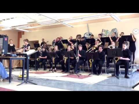 """""""House of the Rising Sun"""" Woodstown High School Jazz Band - Boston"""