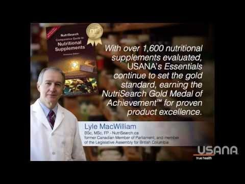 USANA LIVE Health and Freedom Presentation by Jeremy Stansfield