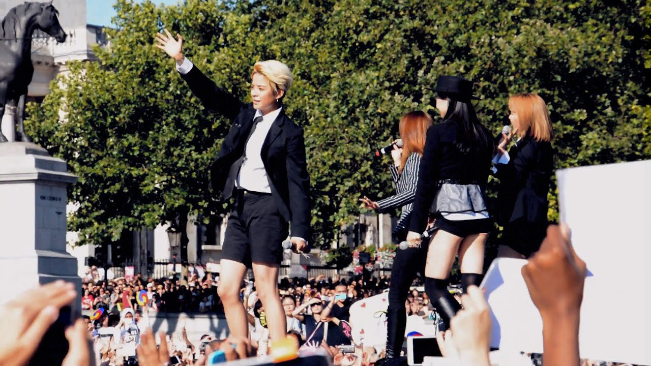 에프엑스 f(x) - Red Light LIVE in LONDON [HQ] - YouTube F(x) Amber Red Light Live