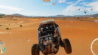 Forza Horizon 3 - Part 64 - Crazy Dune Buggy Racing!