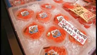 札幌市中央卸売市場 場外市場 紹介動画