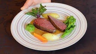 地元の素材を使う人気のフレンチレストラン「フランスヤ」