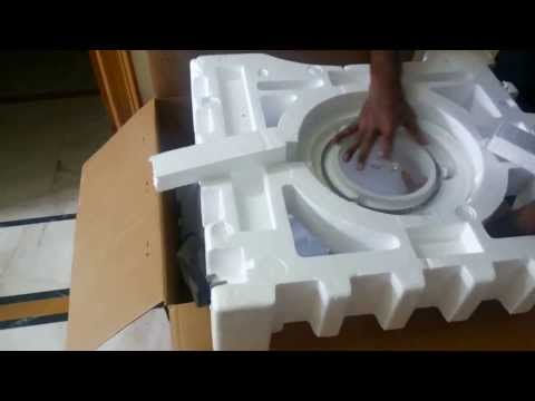 Unboxing  LG MicroWave