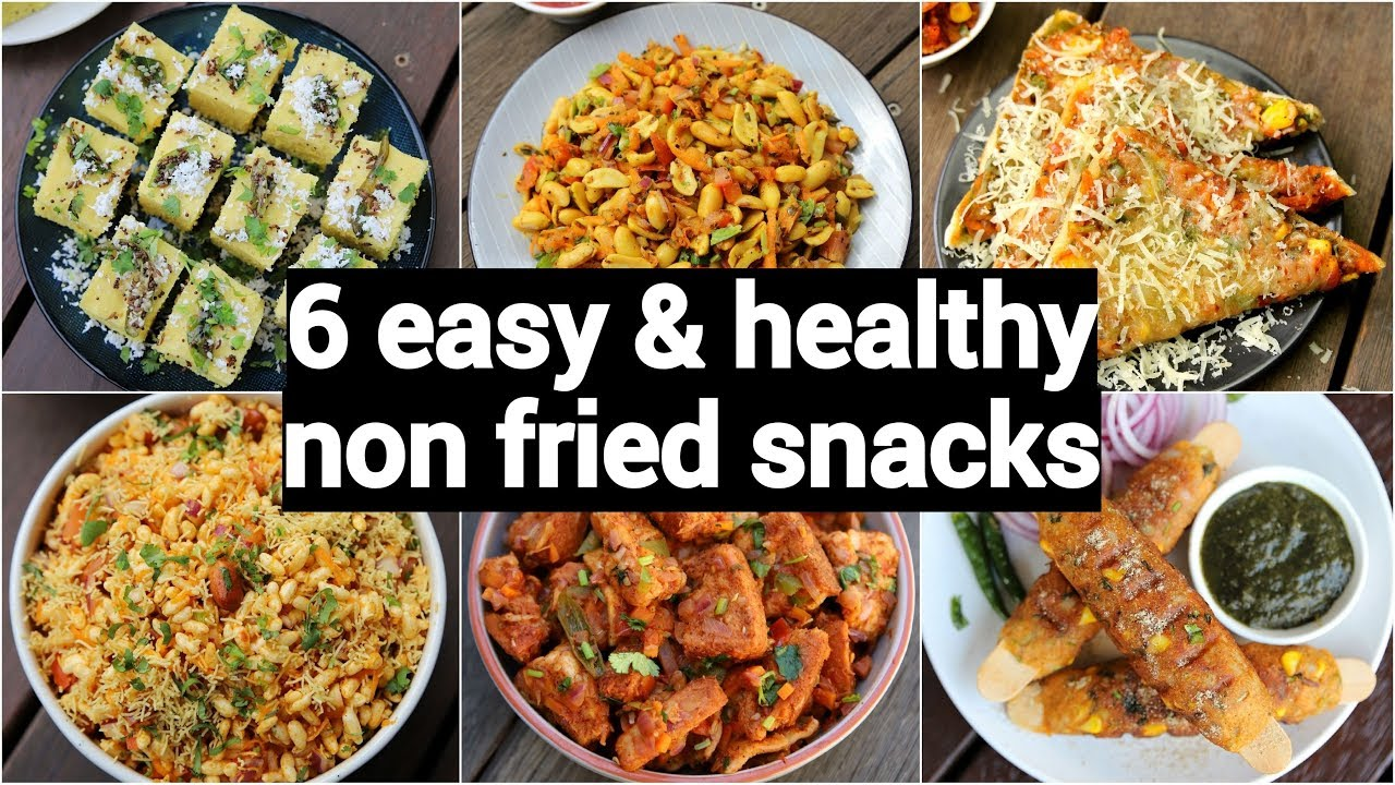 vegetarian diet food evening snacks recipe
