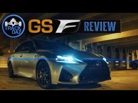 Lexus GS-F First Drive Review | A Japanese M5?