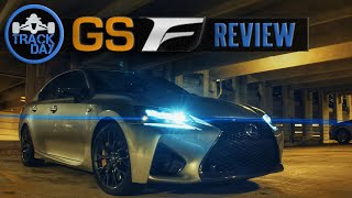 Lexus GS F First Drive Review | A Japanese M5?
