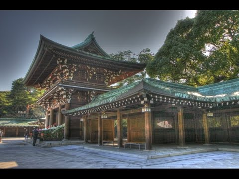 Meiji Jingū | TOP TOKYO JAPAN CITY TRAVEL GUIDE | VISIT ATTRACTIONS | 明治神宮 | PART 3