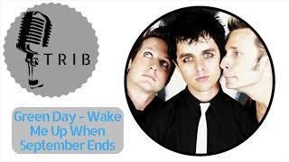 Wake Me Up When September Ends by Green Day (Instrumental Version) KARAOKE