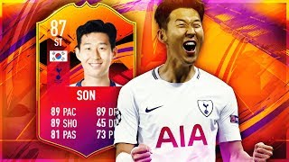HEADLINERS SON 87! WORTH OVER 1,000,000 COINS? FIFA 19 ULTIMATE TEAM