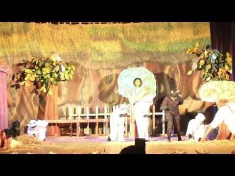Punyakoti, a dance drama by Mangalore Balvikas students Jan 6,2013