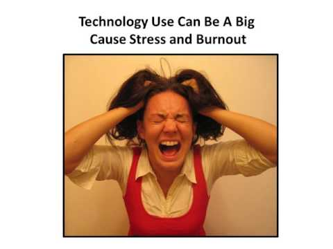 Webinar - Combatting Nonprofit Burnout  Managing Tech and Email Overload 2017-05-25