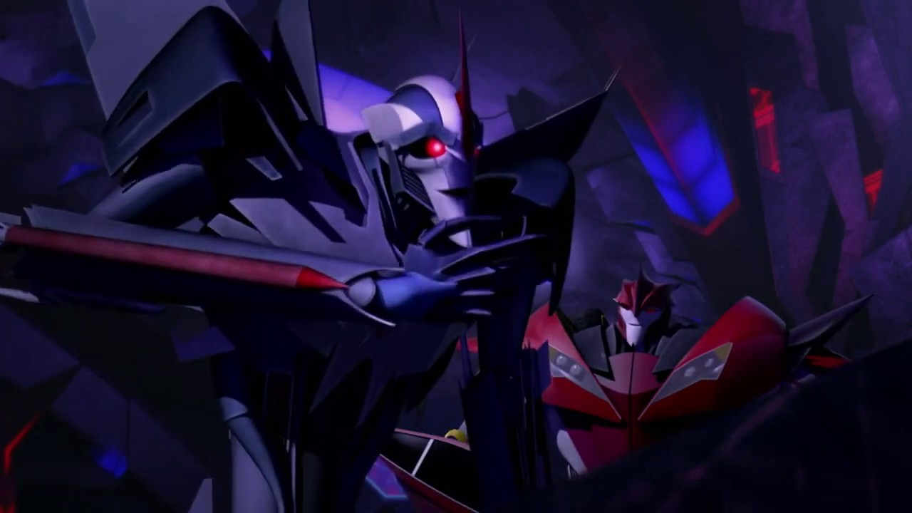 Transformers Prime Season 03 Episode 09 Evolution Part 3 In Hindi. Transformers Prime In Hindi