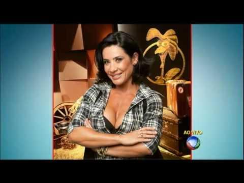 #HDV: mulher de Daniela Mercury não deixa ninguém chegar perto da cantora
