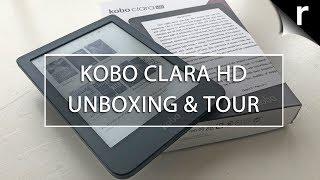 Kobo Clara HD Unboxing & Tour: Kindle Paperwhite killer?